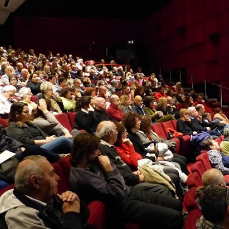 קהל בסינמטק תל אביב
