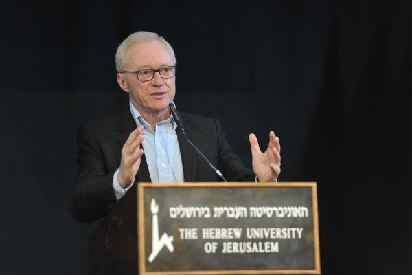 דוד גרוסמן, דוקטור לשם כבוד