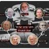 מקבלי פרסי ישראל